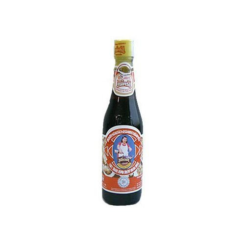 Thai Oyster Sauce Maekrua Brand - 11 oz bottle x 2