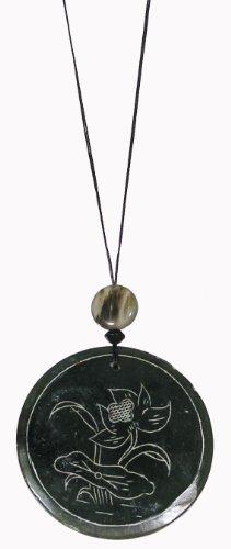 Lotus Amulet by Dakini Designs