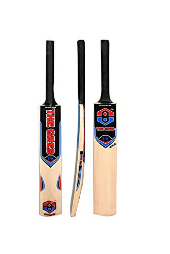 The Gre8 2020 Cricket Bat Popular Willow (Full Size) Tennis Bats for Man Heavy Tennis Balls. Light Weight(Blue) (B07YJNJQPN) Amazon Price History, Amazon Price Tracker