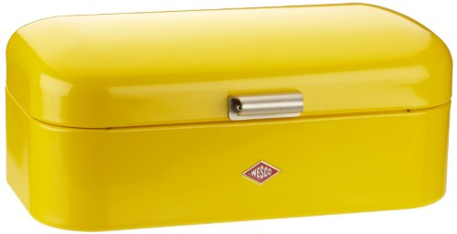 Grandy Storage Box Color: Lemon Yellow by Wesco