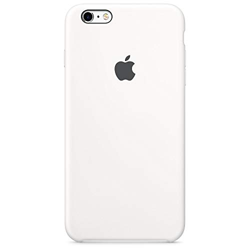 Open Box OEM Apple White Silicone Case for iPhone 6s PLUS  M