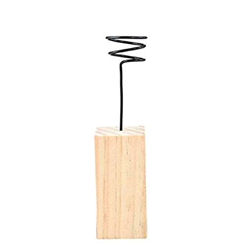 Wholesale Ladaidra Air Plant Desk Wood Stander Tabletop Holder Room Miniature Gardening Decorations (M) for sale