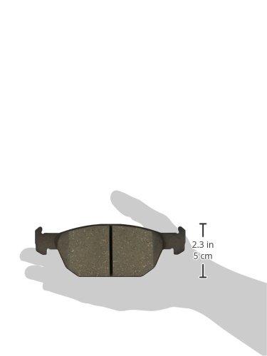 6375 MAPCO Brake Pad Set disc brake