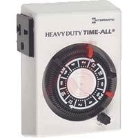- Intermatic HB114C Timer 240-Volt White