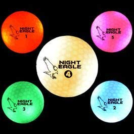 blinkee LED Golf Ball Assorted Colors by ()