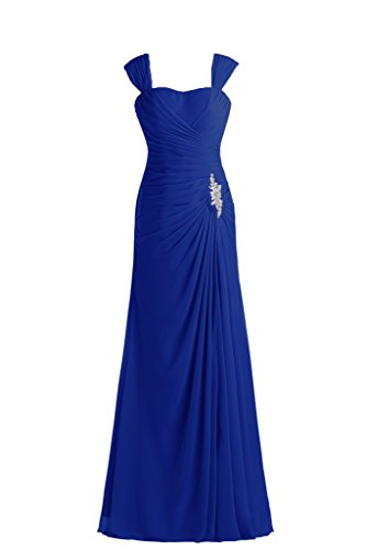 TOSKANA BRAUT -  Vestito  - linea ad a - Donna blu 34