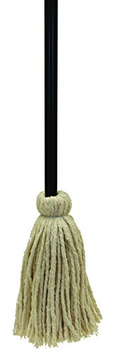 O'Cedar Commercial 6502-6#12 Cotton Deck Mop (Pack of 6)