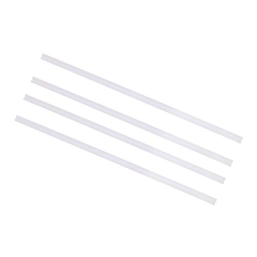 NATFUR 1/12 Scale Wooden Top Line DIY Accessories for Dolls House Villa Making]()