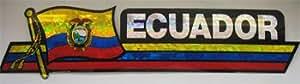 Ecuador - Bumper Sticker