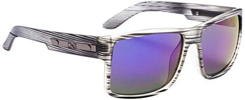 One by Optic Nerve Festivus Sunglasses, Matte Driftwood - One Sunglasses