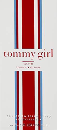 TOMMY HILFIGER Girl Eau de Toilette Spray for Women, 6.7 Ounce