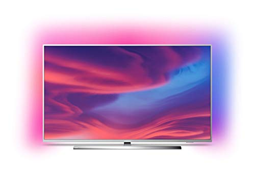 Philips 7300 series 65PUS7354/12 TV 165.1 cm (65″) 4K Ultra HD Smart TV Wi-Fi Black,Silver