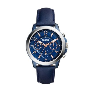 fossil blue watch women - 6