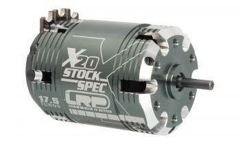LRP Vector X20 Spec 17.5T Brushless Motor by LRP ()