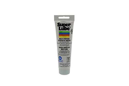 Super Lube 21030 Translucent White Color 3 oz. Automotive Accessories