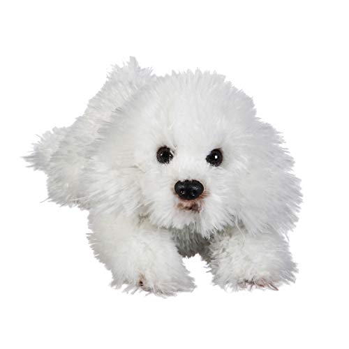- B. Boutique Bichon Frise Wildlife Adventures 12 inch Stuffed Plush