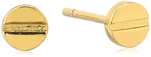 Gorjana Gold Plated Earrings - 5