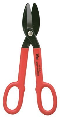 COOPER HAND TOOLS WISS - 7IN STRAIGHT PATTERN SNIPS - 186-A13N