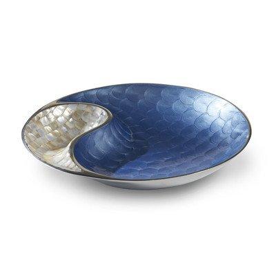 Classic 13'' Yin Yang Bowl Azure