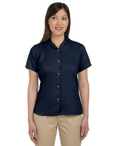 Ladies' Bahama Cord Camp Shirt - NAVY - M Ladies' Bahama Cord Camp ()