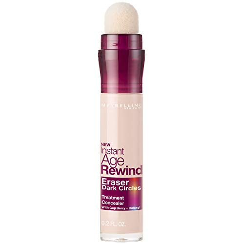 Maybelline Instant Age Rewind Eraser Dark Circles Treatment Multi-Use Concealer, Fair, 0.2 fl. oz. (Best Drugstore Dark Spot Treatment)