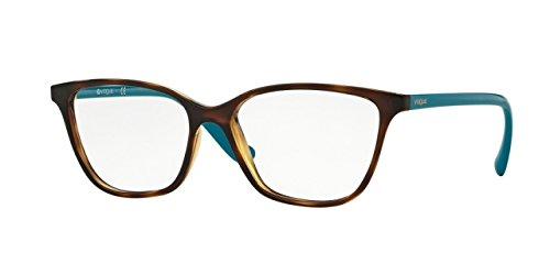 Vogue VO5029 Eyeglass Frames 2393-52 - Dark (Dark Havana Frame)