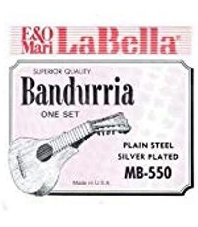 Ortola 6899-001 - Funda bandurria, color negro: Amazon.es ...