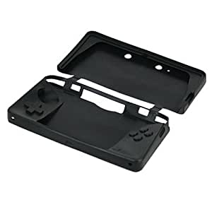 HDE Silicone Case for Nintendo 3DS - Black