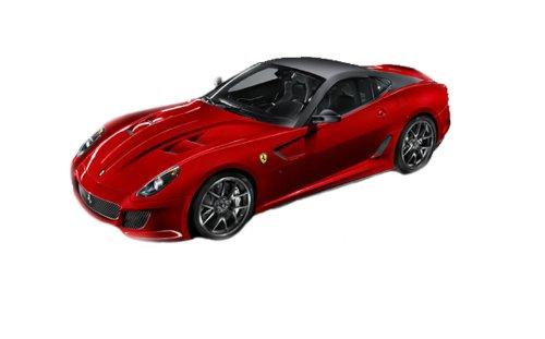 43rd Scale - Hot Wheels Elite Ferrari GT 1:43rd Scale - Red