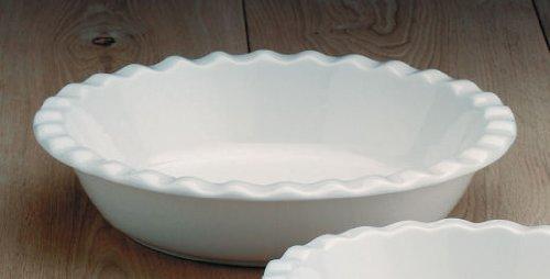 WM Bartleet u0026 Sons Round Pie Dish Large Fluted Edge Amazon.co.uk Kitchen u0026 Home & WM Bartleet u0026 Sons Round Pie Dish Large Fluted Edge: Amazon.co.uk ...