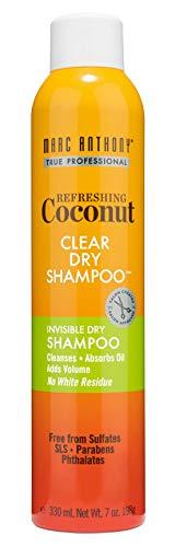 Marc Anthony Refreshing Coconut Clear Dry Shampoo, 7 fl oz