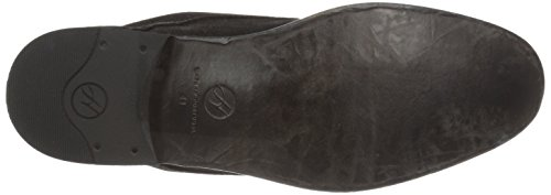 H By Hudson Mens Osbourne Chukka Boot Black