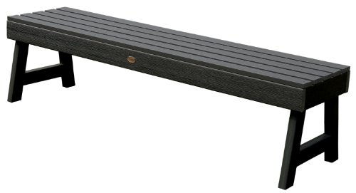 4' Backless Bench - 5