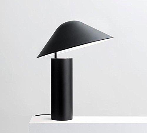 Led Simple Creative Modern Desk Lamp Bedroom Desk Metal Desk Reading Bedside Button Lamp?390450Mm? , 2 by DMMSS