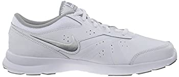 Nike Women's Core Motion Tr 2 Cross Training Shoe, Whitemetallic Silverflt Silver, 7 B(m) Us 6