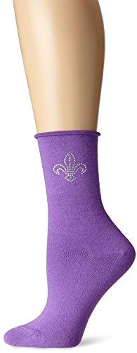 Purple Fleur De Lis - 2
