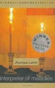 Interpreter of Maladies Publisher: Houghton Mifflin Harcourt