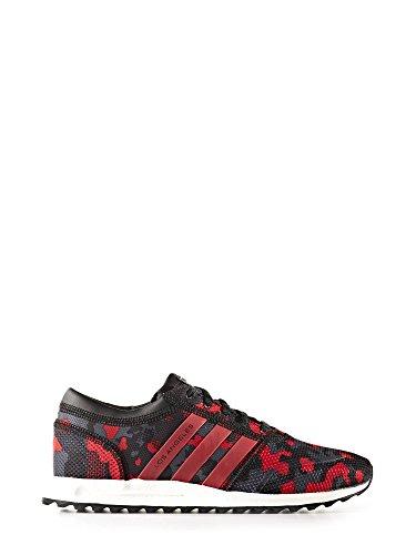 adidas Los Angeles Zapatillas Hombre blanco / rojo