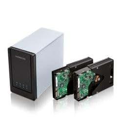Freecom DualDrive Network Center Drive-In Kit, 34603 (Drive-In Kit)