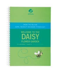 How to Guide Girl Scout Daisies through Welcome to the Daisy Flower Garden