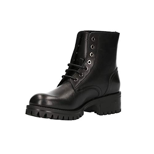 Black 85F3 Women's Boots Frau Black qwX6nnzt4