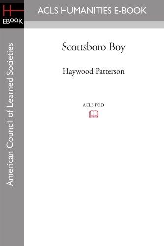 Scottsboro Boy - Haywood Sc