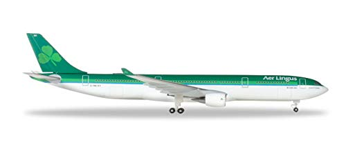 - Herpa Wings 531818 AER Lingus Airbus A330-300 'Laurence O' Toole' 1/500 Scale