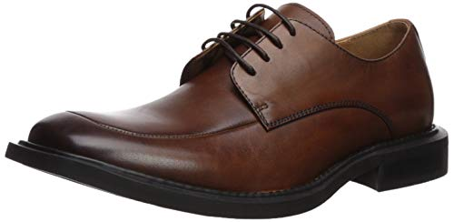 Kenneth Cole New York Men's Merge Oxford Cognac 12 M US