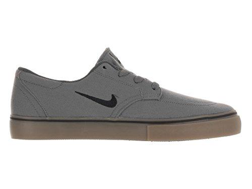Nike Mænds Sb Kobling Skateboarding Sko Mørkegrå / Sort Gum Lysebrune RkhhaeWiMP