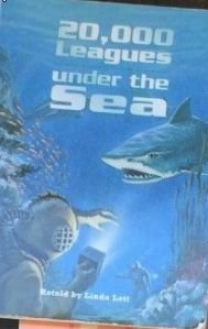 20,000 Leagues Under the Sea (SRA Reaching Goals)
