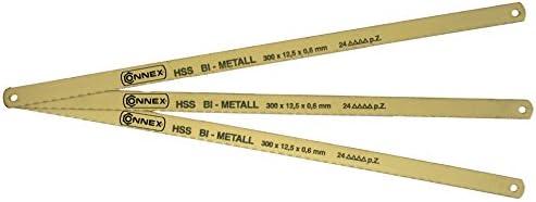Connex Metaalzaagblad 300 mm HSSBi 3 stuks COXT930005