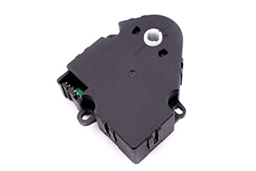 (HVAC Blend Door Actuator - Replaces 604107, 16124932, 16177412, 604-107 - Fits Chevy Tahoe, Malibu, Monte Carlo, Corvette, GMC K1500 Suburban, Yukon, Buick Regal - Model Years 1987-2005 and)