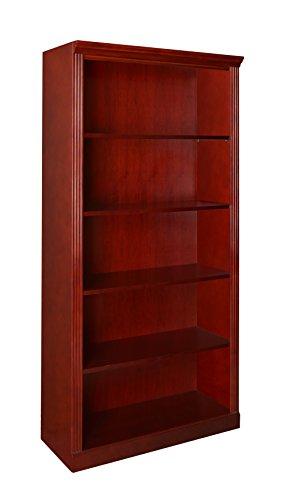 Regency Mahogany Cabinet (Regency Prestige 72-Inch Bookcase, Mahogany)