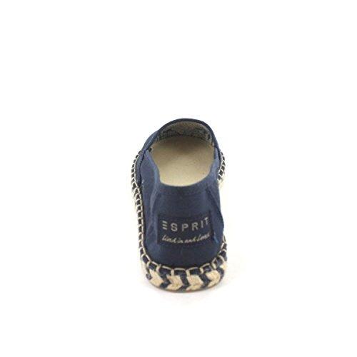 ESPRIT OLIVIA SLIP ON 056EK1W009400 Damen Slipper Blau